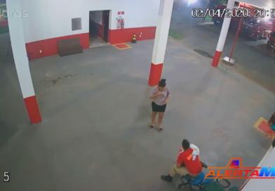 Recém nascido de apenas 10 dias e criança de um ano são salvos pelos Bombeiros em Nova Mutum-MT (Veja o Vídeo)