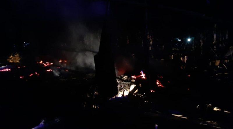 Menino de 11 anos morre em incêndio em chácara na zona rural de Sinop