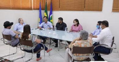 Gestão de resíduos: vereadores debatem destino de resíduos de poda em Nova Mutum